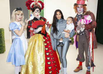 KEEPING UP WITH KIM KARDASHIAN AND KIDS: 'CHICAGO WEST'S 'ONEDERLAND' PARTY