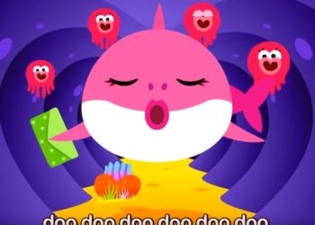 "THE NEW ""BABY SHARK"" VALENTINE'S DAY SONG WILL BE A HIT WITH YOUR KIDS"
