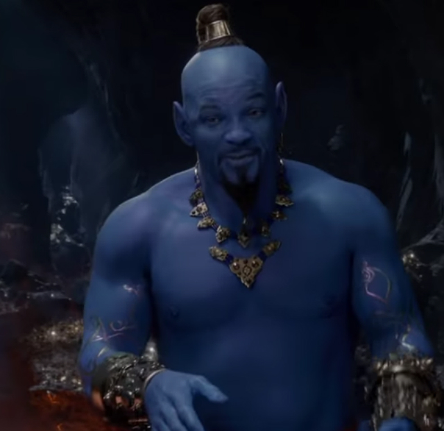 'ALADDIN' COMES TO THEATERS IN MAY!