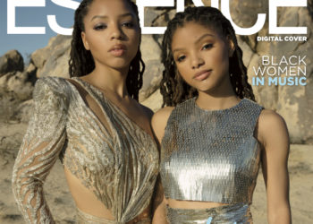 CHLOE AND HALLE COVER 'ESSENCE' MAGAZINE