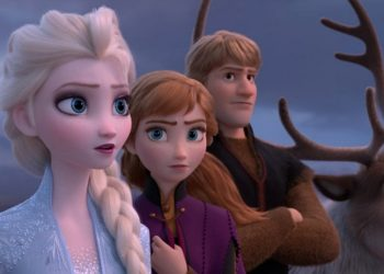'FROZEN 2' WAS THE MOST WATCHED TRAILER IN 24 HOURS THIS WEEK
