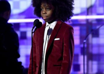DIANA ROSS' GRANDSON RAIF-HENOK STEALS THE SHOW AT THE 2019 GRAMMY AWARDS