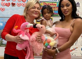 JOSELINE HERNANDEZ DRAWS BACKLASH FOR WEARING REVEALING OUTFIT TO BONNIE BELLA'S SCHOOL