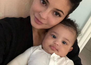 KYLIE JENNER AND TRAVIS SCOTT HAVE BIG PLANS FOR STORMI WEBSTER'S BIRTHDAY