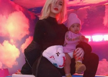 KHLOE KARDASHIAN ON HER LONG NAILS: 'I TAKE CARE OF MY BABY'