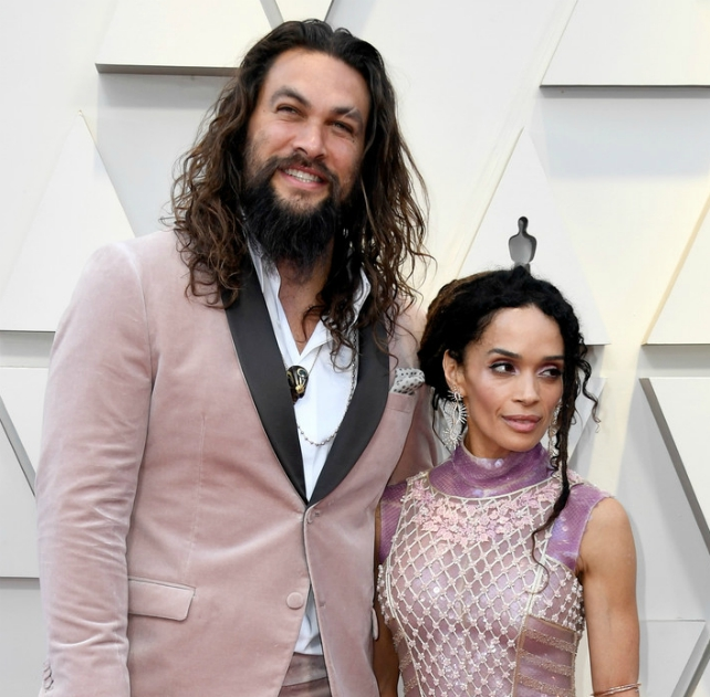 JASON MOMOA AND LISA BONET'S KIDS WERE BLOWN AWAY BY THEIR