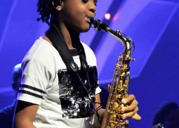 MEET NINE-YEAR-OLD SAXOPHONIST THAT IS TAKING THE MUSIC WORLD BY STORM