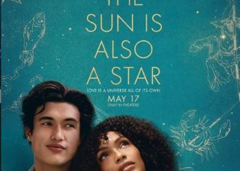 "YARA SHAHIDI STARS IN NEW MOVIE, ""THE SUN IS ALSO A STAR!"""