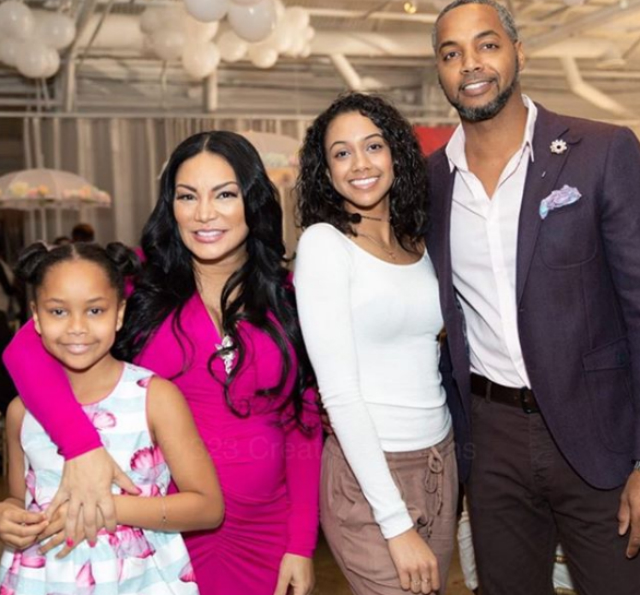HGTV'S EGYPT SHERROD WELCOMES HER BABY GIRL