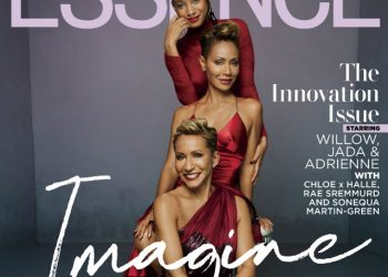 JADA PINKETT SMITH COVERS 'ESSENCE' MARCH 2019 ISSUE WITH DAUGHTER AND MOTHER