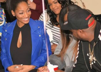 ERICA DIXON IS PREGNANT WITH IDENTICAL TWINS!