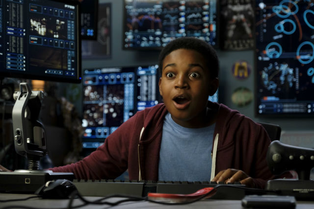 """ISSAC RYAN BROWN STARS IN DISNEY LIVE-ACTION MOVIE, """"KIM POSSIBLE"""""""