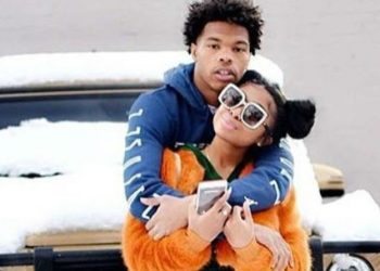 LIL' BABY AND GIRLFRIEND JAYDA CHEAVES WELCOME THEIR SON