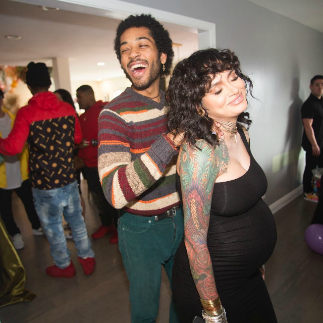 Kehlani Welcomes Baby Girl: 'Our Angel Arrived Earthside'
