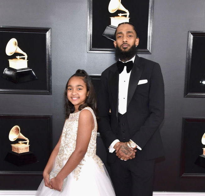 Image result for nipsey hussle grammy