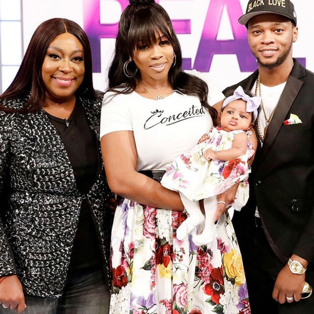 PHOTOS: REMY MA AND PAPOOSE'S BABY, REMINISCE MACKENZIE, IS ADORABLE!