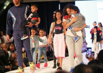 RUSSELL WESTBROOK, ANTHONY HAMILTON AND MORE ATTEND THE 2019 ROOKIE USA SHOW