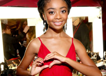 SKAI JACKSON TALKS 'GO RED', DEATH HOAX AND MORE