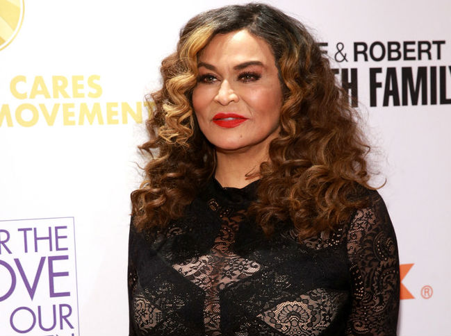 TINA LAWSON SAYS THAT BLUE IVY IS 'THE SECOND QUEEN B'
