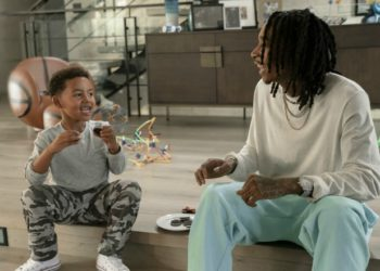 WIZ KHALIFA AND SON STAR IN OREO 'STAY PLAYFUL' CAMPAIGN