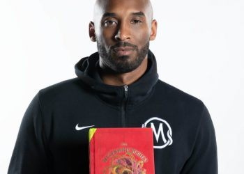 KOBE BRYANT RELEASES NEW CHILDREN'S BOOK, 'THE WIZENARD SERIES'