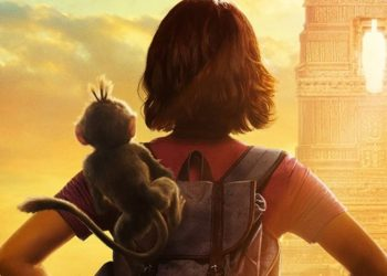 DORA THE EXPLORER HEADS TO THE BIG SCREEN IN NEW LIVE-ACTION MOVIE
