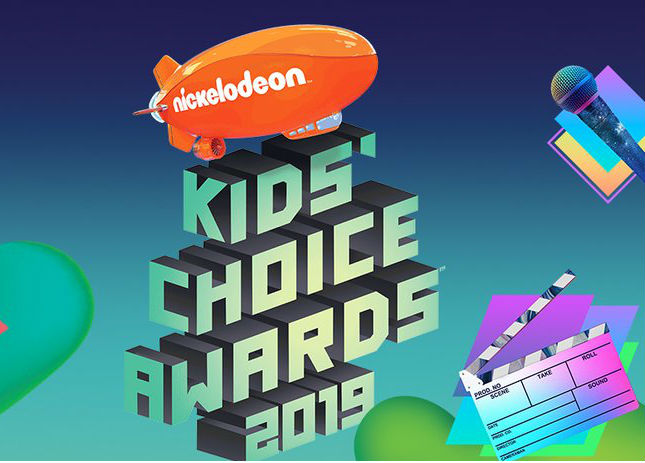 NICKELODEON KIDS' CHOICE AWARDS 2019 IS ON MARCH 23RD