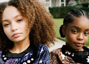 MARSAI MARTIN AND NICO PARKER COVER TEEN VOGUE'S MARCH/APRIL 2019 ISSUE