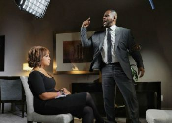 R KELLY KELLY ON 'CBS THIS MORNING' : 'I'M TRYING TO HAVE A RELATIONSHIP WITH MY KIDS'