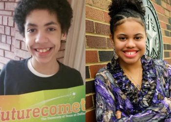 SIXTEEN-YEAR-OLD GIRL GETS INTO LAW SCHOOL WHILE HER THIRTEEN-YEAR-OLD BROTHER ENJOYS COLLEGE LIFE