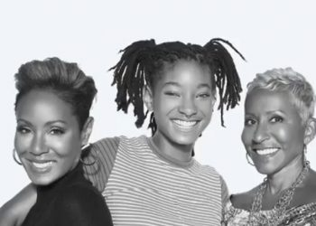 JADA PINKETT-SMITH, WILLOW SMITH, AND ADRIENNE BANFIELD-JONES SET TO RETURN WITH 'RED TABLE TALK' IN SPRING
