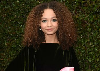 "THANDIE NEWTON'S DAUGHTER, NICO PARKER, STARS IN NEW ""DUMBO"" MOVIE"