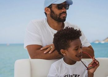 RUSSELL WILSON: 'BEING A STEPDAD, YOU REALLY FIND OUT WHAT LOVE IS LIKE'