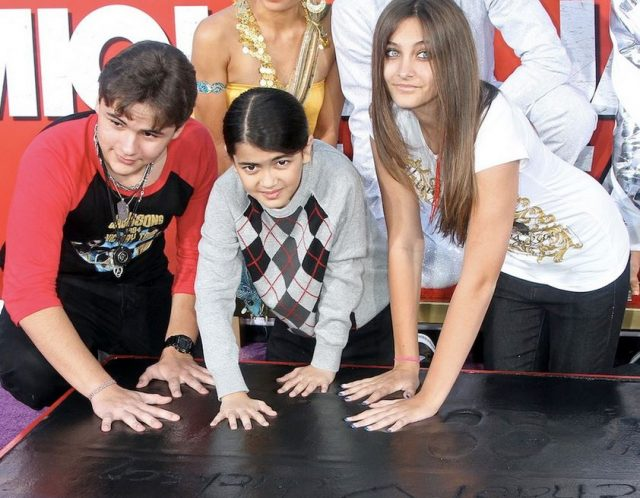 MICHAEL JACKSON'S KIDS CONSIDER FILING LAW SUIT AGAINST 'LEAVING NEVERLAND' ACCUSERS
