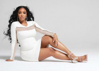 PORSHA WILLIAMS SLAYS IN NEW MATERNITY PHOTOS