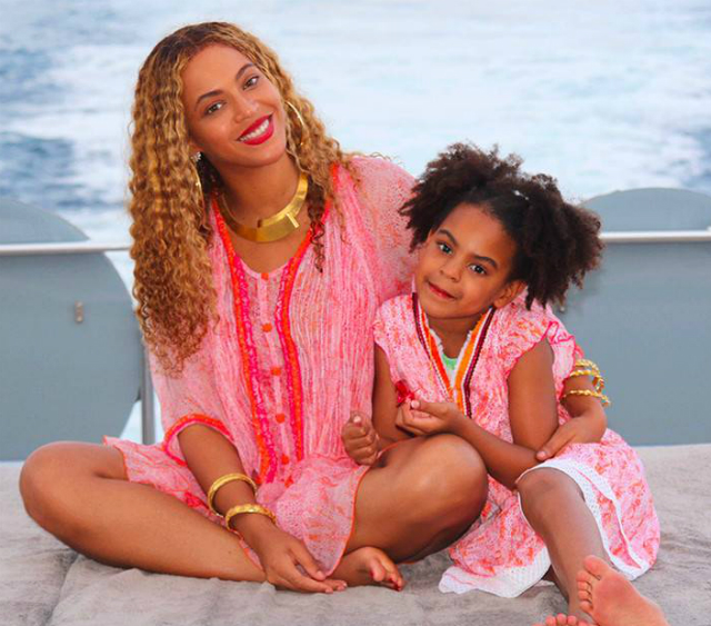 BLUE IVY CARTER SINGING 'LIFT EVERY VOICE AND SING' IS ALL