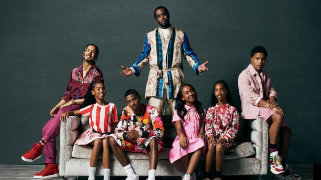 Diddy opens up about the death of soul mate Kim Porter
