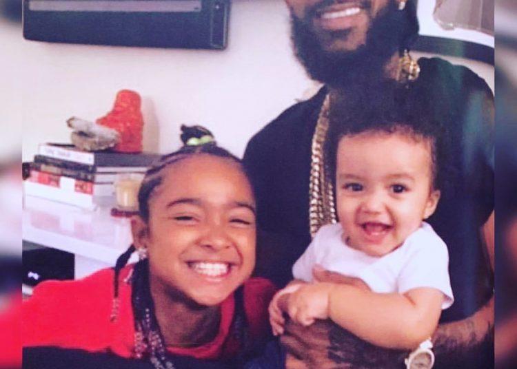 Nipsey hussle wife and kids
