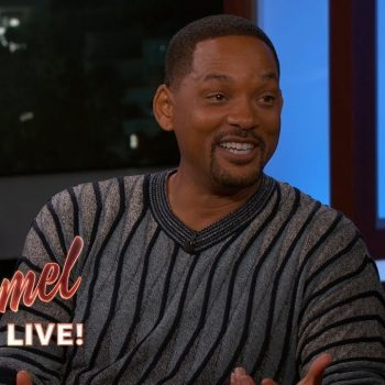WILL SMITH RECOUNTS STORY OF WHEN JADEN WORE THAT BATMAN SUIT TO PROM
