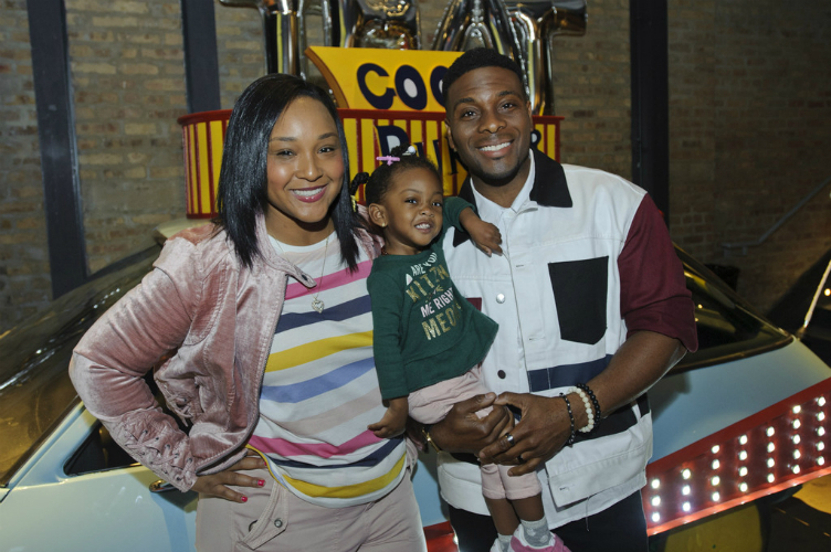 Kel Mitchell Wife And Daughter Host All That And Good