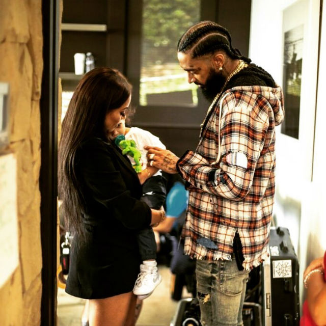 Nipsey Hussle's Family Reportedly Granted Guardianship of His Daughter