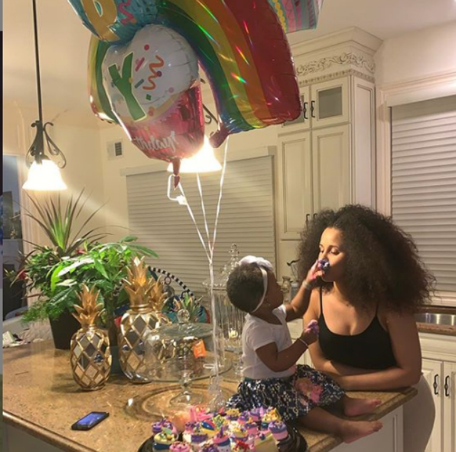 Offset + Cardi B Share Must-See Pics Of Kulture Kiari 1st Birthday