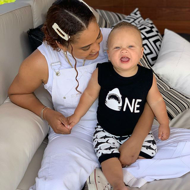 ayesha curry and steph curry u0026 39 s son canon turns 1
