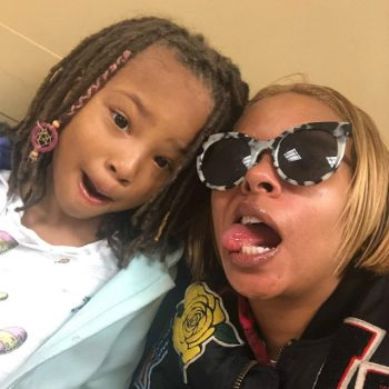 EVA MARCILLE: 'MY DAUGHTER AND I ARE HEAD OF THE NAPPY HAIR COMMITTEE'