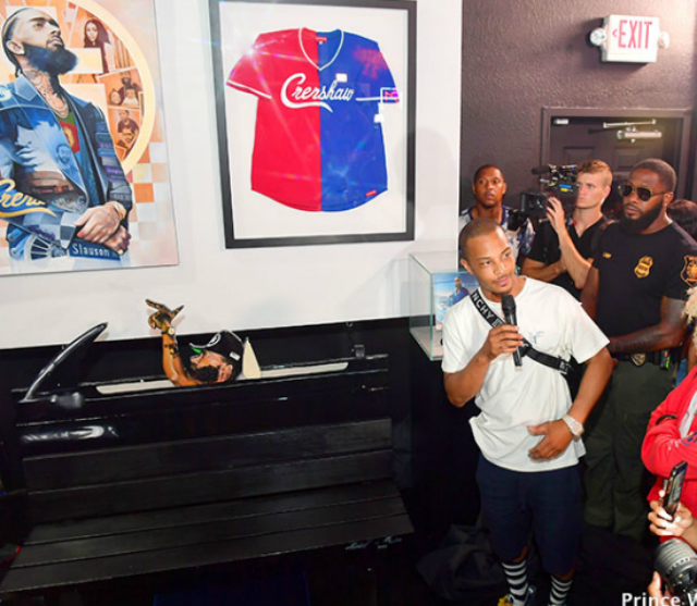 Nipsey Hussle's Marathon Clothing Store Honors Late Rapper On His Birthday