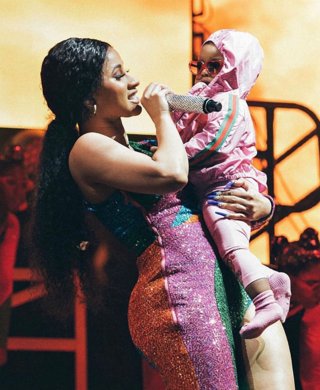 Cardi B Brings Baby Culture To The Stage At Toronto Concert