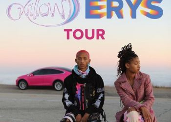 Jaden and Willow Tour