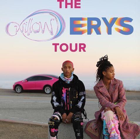 Jaden and Willow Tour