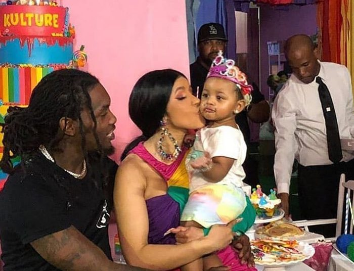 Cardi B And Baby Kulture Make A Cameo On Offset S New Show