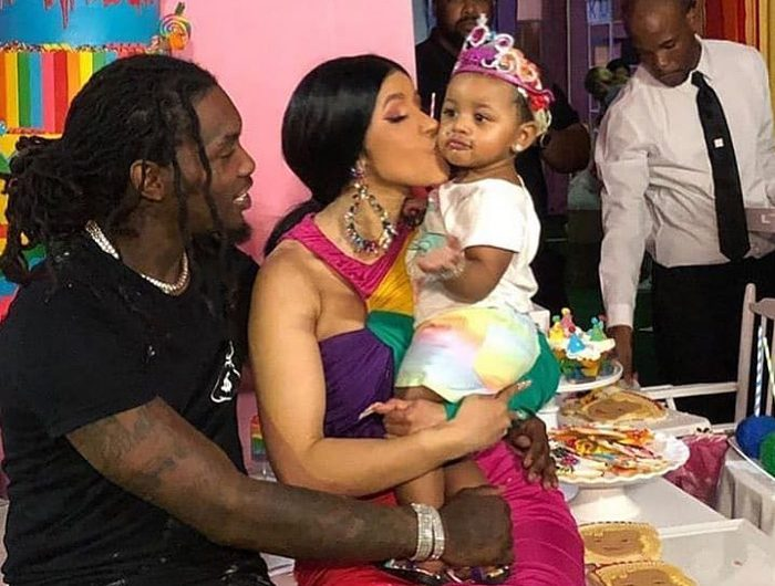 Cardi B Blasts Access Hollywood For Using Her Baby Girl As